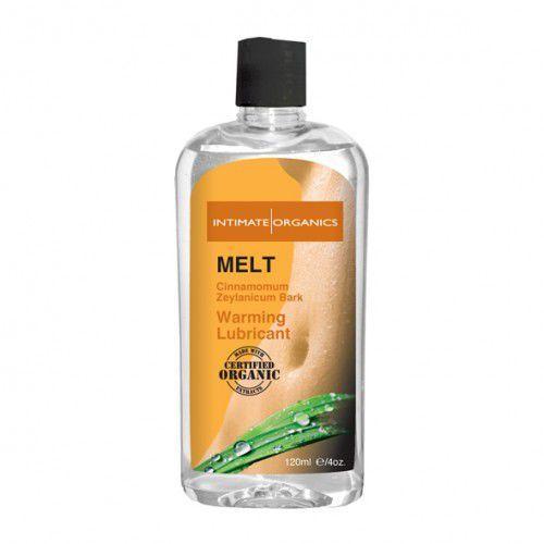 Intimate organics Żel nawilżający rozgrzewający -  melt warming lubricant 120 ml