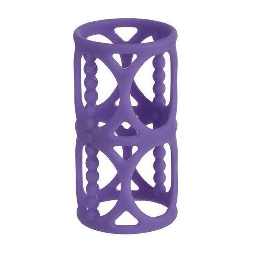Nasadka sensation dodatkowe doznania fioletowa | 100% dyskrecji | bezpieczne zakupy marki Dream toys