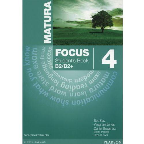 Matura Focus 4 PL Student, Pearson