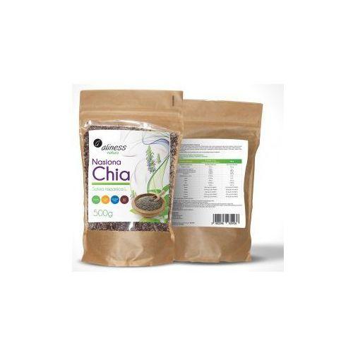 Medicaline Nasiona chia 500g. Najniższe ceny, najlepsze promocje w sklepach, opinie.