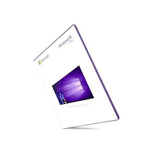 Windows 10 professional, certyfikat elektroniczny(esd) 32/64 bit marki Microsoft