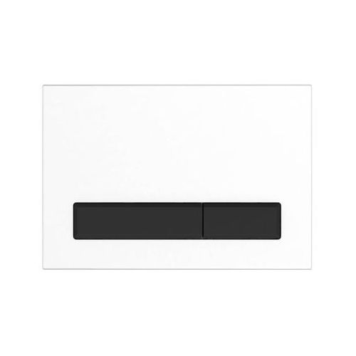 Kk-pol Przycisk spłukujący do stelaża m08 biały (5906190450623)