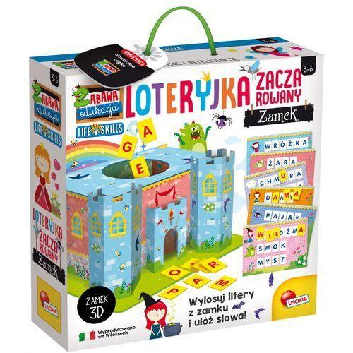 Dante Gra edukacyjna loteryjka - zaczarowany zamek