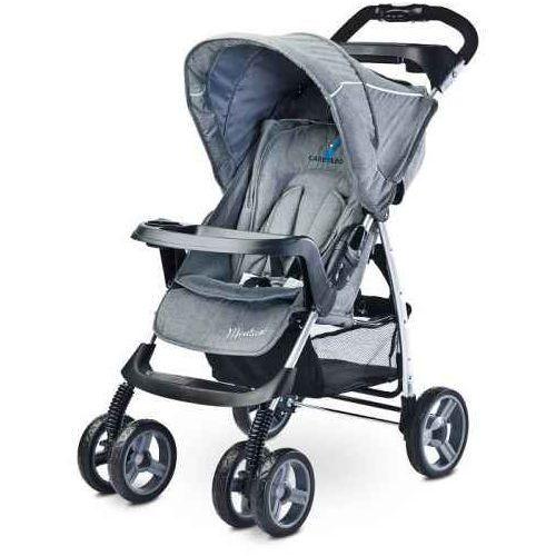 Wózek monaco grey marki Caretero