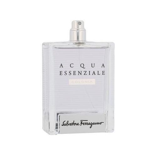 Salvatore Ferragamo Acqua Essenziale Colonia woda toaletowa 100 ml tester dla mężczyzn