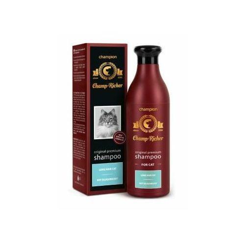 Champ - richer szampon dla kotów długowłosych 250 ml marki Dermapharm