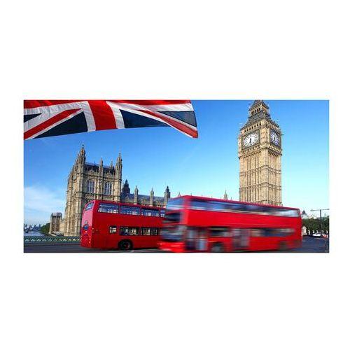 Foto obraz akryl Autobus w Londynie