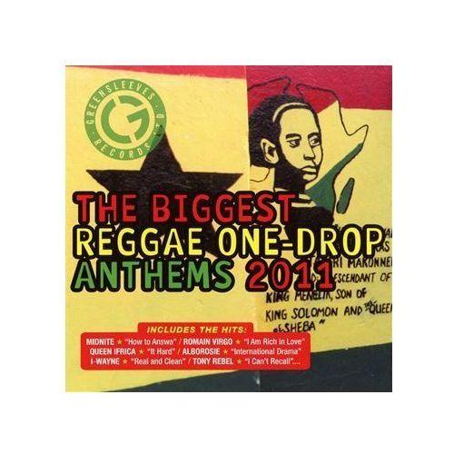 Biggest Reggae One-drop Anthems 2011, The - Różni Wykonawcy (Płyta CD)