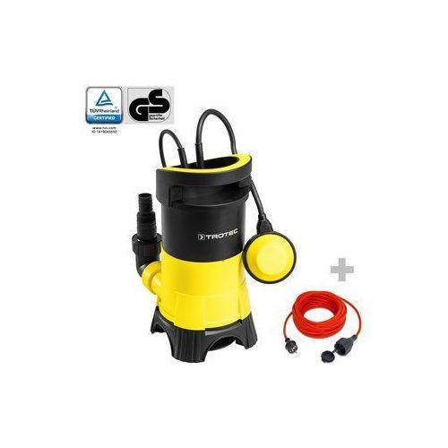 Pompa zanurzeniowa do wody brudnej TWP 4025 E + Przedłużacz jakościowy 15 m / 230 V / 1,5 mm²