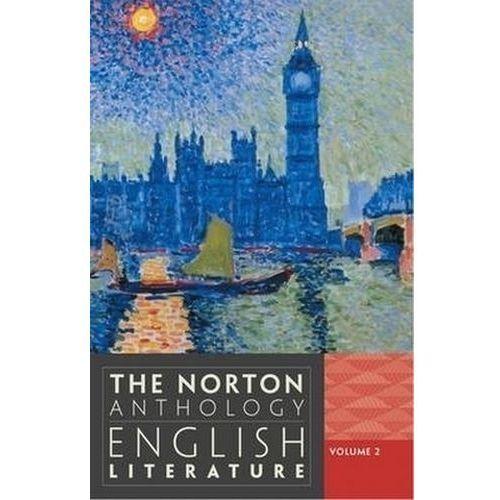 The Norton Anthology of English Literature: v. 2 (D, E & F)