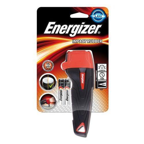 latarka rubber small led 2aaa (za impact 2aa) darmowa dostawa do 400 salonów !! marki Energizer