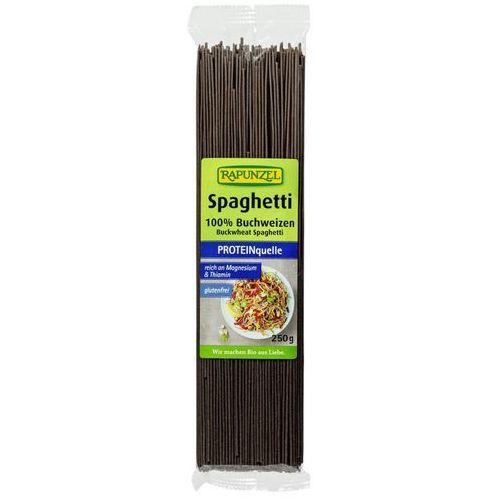 Makaron (gryczany) spaghetti bezglutenowy bio 250 g - rapunzel marki Rapunzel (kremy orzechowe, kostki, ketchupy, inne