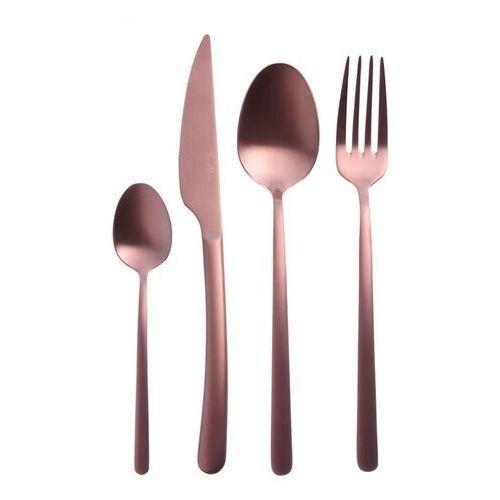 Fine dine Widelec stołowy amarone bronze