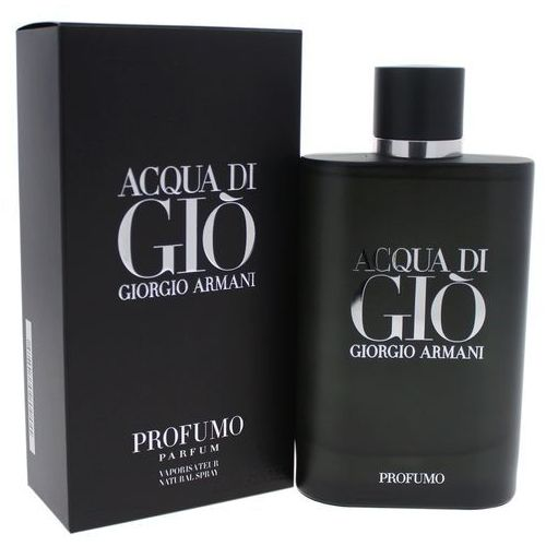 Armani Acqua di gio homme profumo edp spray 180 ml