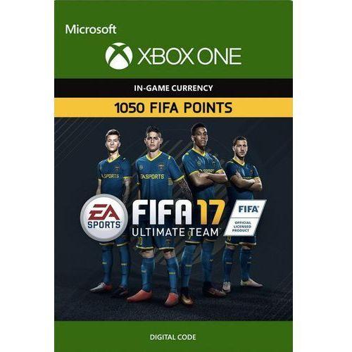 Kod aktywacyjny Gra XBOX ONE Fifa 17 - 1050 punktów