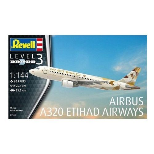 Revell Airbus A320 Etihad (4009803889061)