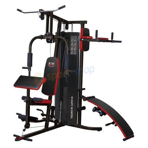 Atlas z ławką multigym pro bmg 4700 marki Body sculpture