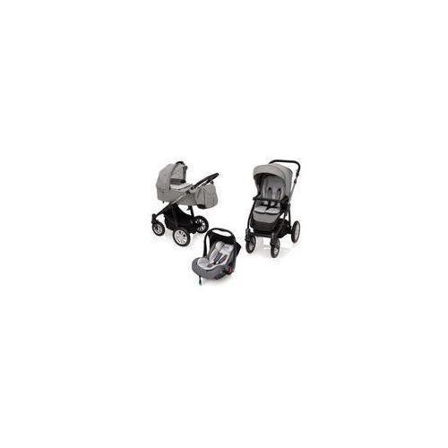 W�zek wielofunkcyjny 3w1 lupo comfort + leo (satin edycja limitowana) marki Baby design