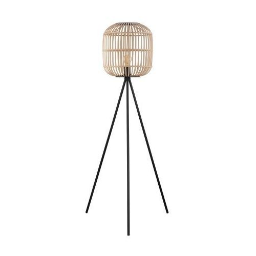 Eglo Bordeslay lampa podłgowa na trójnogu vintage 43219