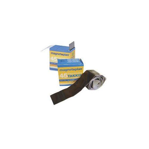 Taśma magnetyczna klejąca 20x30x0.75 mm 45szt marki Magnetoplan