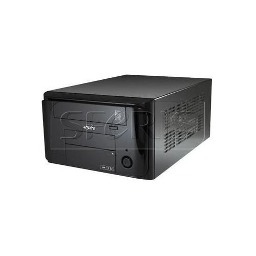Spire obudowa komputerowa PowerCube 210, miniITX z zasilaczem - SPM210B-300W-PFC