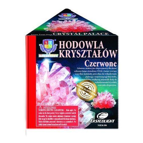 Zestaw naukowy Hodowla Kryształów - Czerwone - DARMOWA DOSTAWA OD 199 ZŁ!!! (4893669361041)