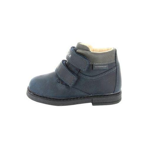 Geox buty za kostkę chłopięce 27 ciemny niebieski, B640VA 0FFBC