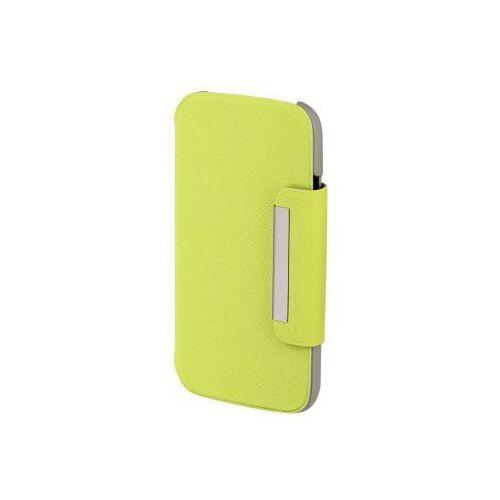 Hama Etui  do galaxy s4 mini book + stand żółty