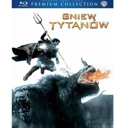 Gniew tytanów (blu-ray) - darmowa dostawa kiosk ruchu marki Jonathan liebesman