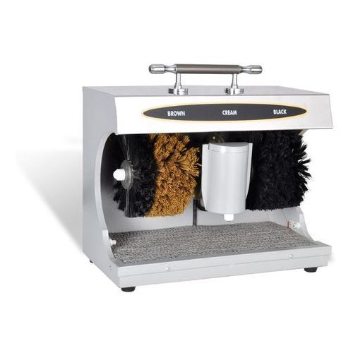 vidaXL Maszyna do czyszczenia butów, polerka
