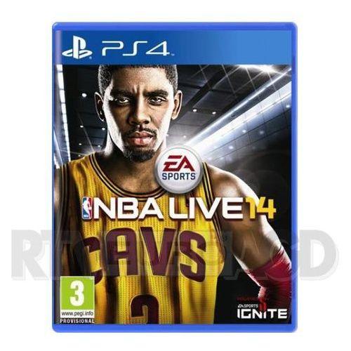 NBA Live 14 (PS3) Darmowy transport od 99 zł | Ponad 200 sklepów stacjonarnych | Okazje dnia!