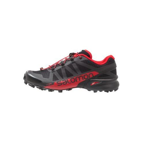 Salomon SPEEDCROSS PRO 2 Obuwie do biegania Szlak black/barbados cherry/black, L39842900