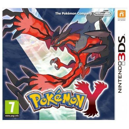 Nintendo Gra  pokemon y 3ds 2ds (0045496524326)