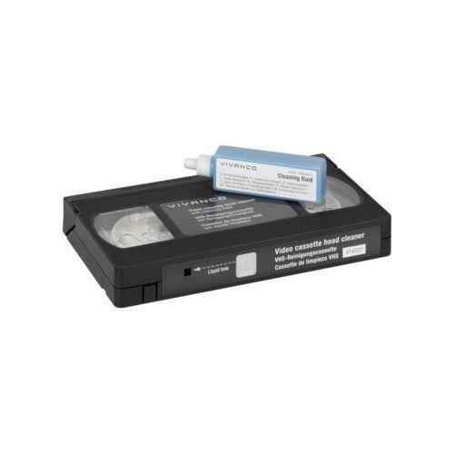 Kaseta czyszcząca VHS VIVANCO 39763 (4008928397635)