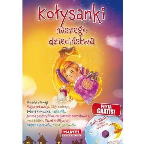 Kołysanki naszego dzieciństwa + cd (gwiazdy śpiewają) marki Praca zbiorowa