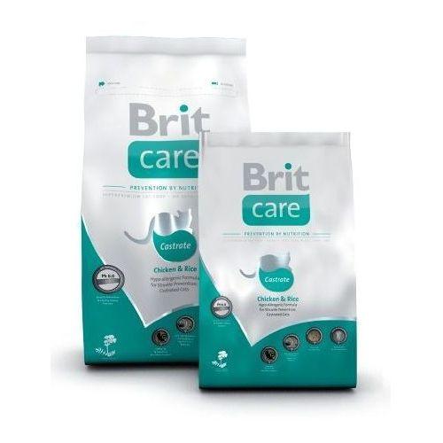 Brit Care Cat Castrate Chicken karma dla kotów