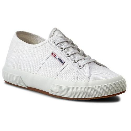 Tenisówki - 2750 plus cotu s003j70 white 901, Superga, 36-41