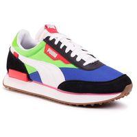 Sneakersy PUMA - Future Rider Play On 371149 01 P.Black/FiGreen/Dazzling B., kolor wielokolorowy