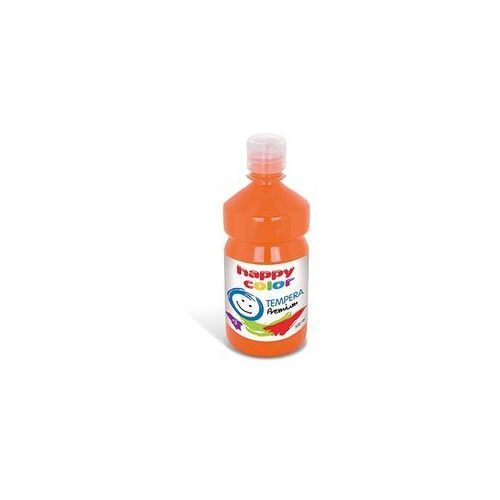 Farba tempera premium 500ml ciemnopomarańczowy (3310 0500-45) -. marki Happy color