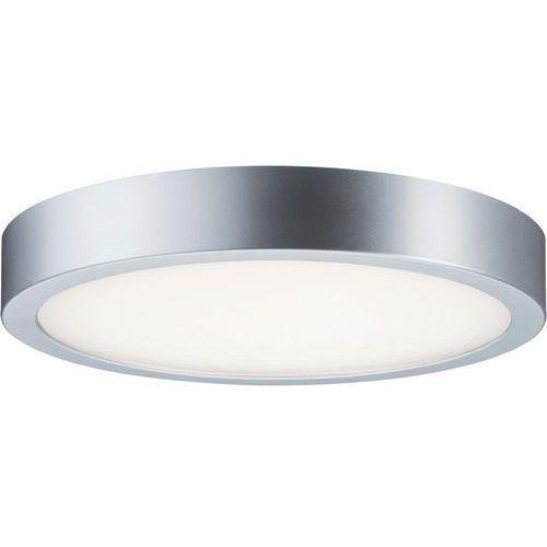 Lampa sufitowa LED Paulmann 70389, LED wbudowany na stałe, 3000 K, (ØxW) 30 cmx5.5 cm, chrom (matowy), biały