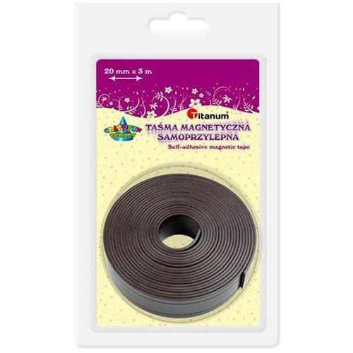 Samoprzylepna taśma magnetyczna 300cm x 2cm x 1mm