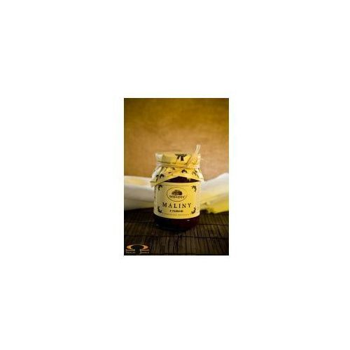 Spiżarnia Konfitura maliny z rumem 200g (5907791833266)