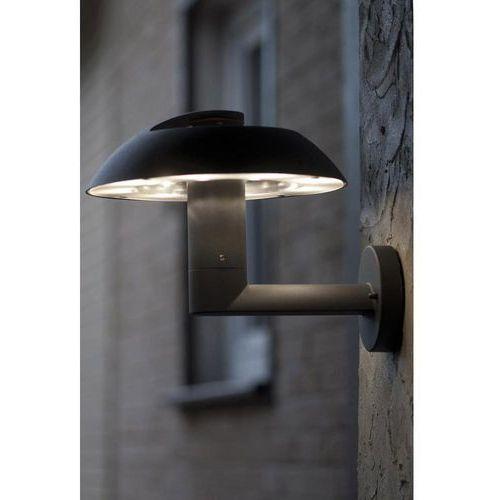 Eco-light Lampa ścienna zewnętrzna led 2251 s gr, 6x1 w, led wbudowany na stałe, 222 lm, 4100 k, ip54, (Øxw) 19 cmx20 cm