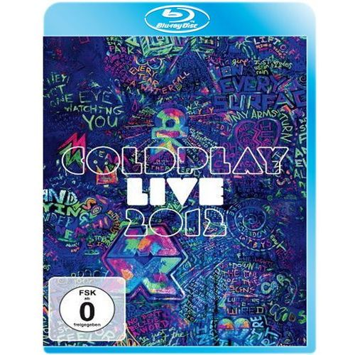 Live 2012 (Limited Edition), 0151419