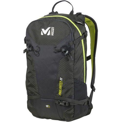 1e0a0c2474619 Millet prolighter 22 plecak czarny 2018 plecaki