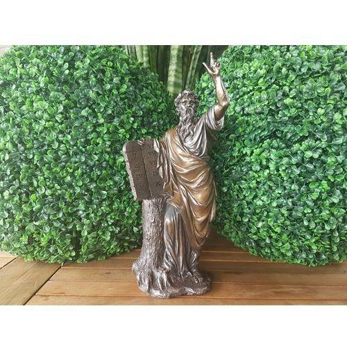 Rzeźba - mojżesz z dekalogiem marki Veronese