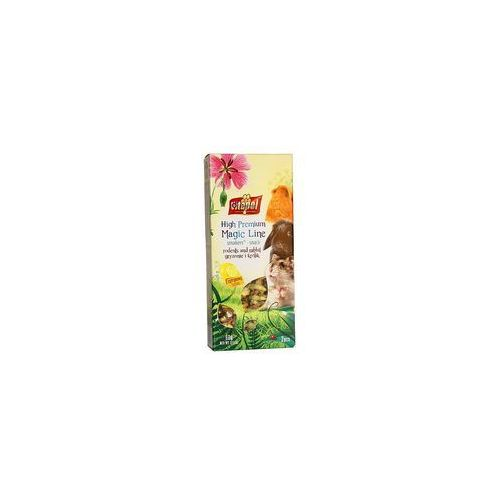 Vitapol smakers dla chomika - cytryna magic line 2szt [1170] (5904479011701)