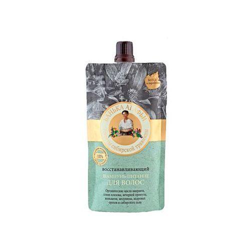 Babuszka agafia regeneracyjny szampon do włosów (łaźnia agafii) 100ml marki Pierwoje reszenie, rosja