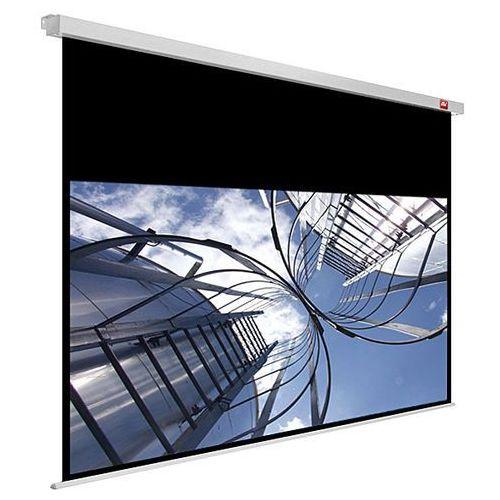 Vidis Ekran ścienny 200x200cm avtek business pro 200 - matt white (ramki + top 76, obraz 190x119cm)