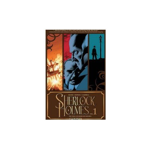 Sherlock Holmes: Trial of Sherlock Holmes HC (9781606900598)